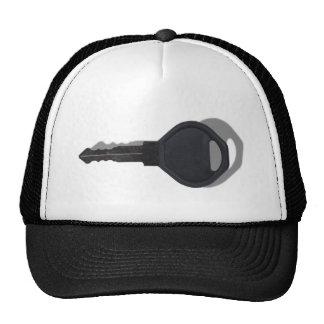 Key062710Shadows Trucker Hat