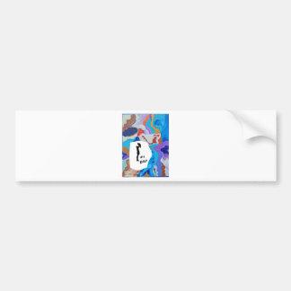 Key #1 Dad Bumper Sticker