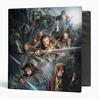 Key Art 3 Ring Binder