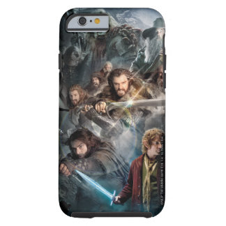 Key Art Tough iPhone 6 Case