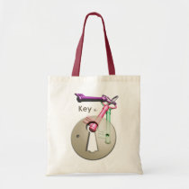 pop, key, design, art, graphic, street, colorful, love, luv, cute, pretty, illustrations, Bag with custom graphic design
