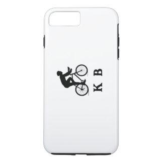 Key Biscayne City Cycling Acronym KB iPhone 8 Plus/7 Plus Case