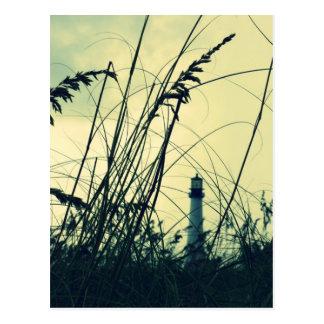 Key Biscayne Light 3 Postcard