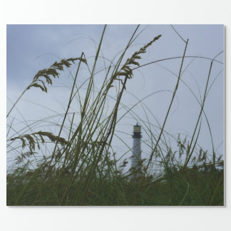 Key Biscayne Light Wrapping Paper