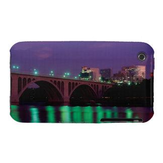 Key Bridge crossing the Potomac River Case-Mate iPhone 3 Case