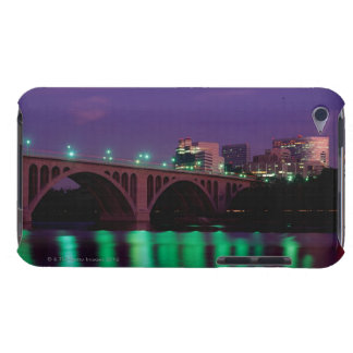 Key Bridge crossing the Potomac River Case-Mate iPod Touch Case