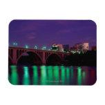 Key Bridge crossing the Potomac River Magnet