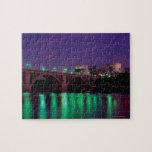 Key Bridge crossing the Potomac River Jigsaw Puzzle