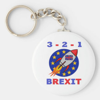 Key Chain 3 - 2 - 1 Brexit