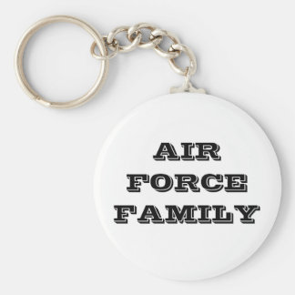 Key Chain Air Force Family