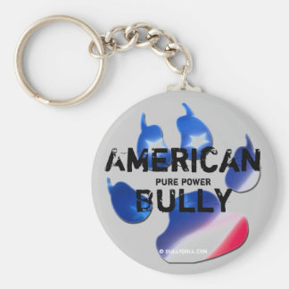 Key chain American Bully