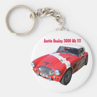 Key Chain Austin+Healey+3000+Mk+111