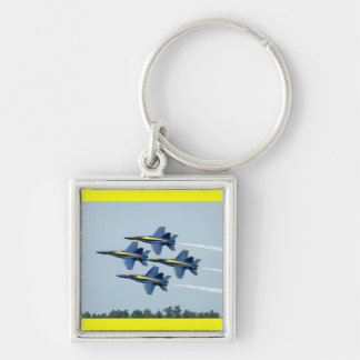 Key Chain - Blue Angels in Flight