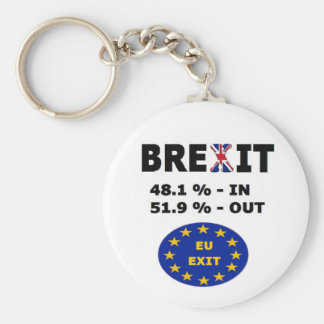 Key Chain Brexit Results