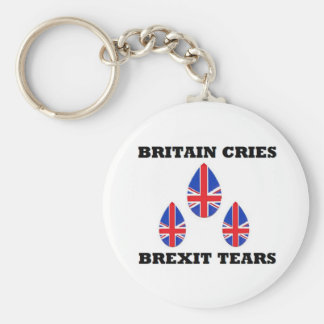 Key Chain Brexit Tears