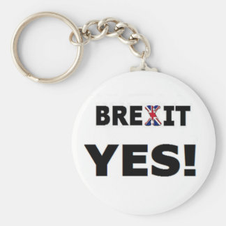 Key Chain Brexit Yes
