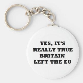 Key Chain Britain Left The EU