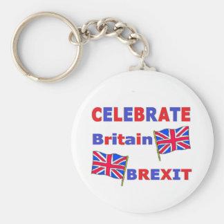 Key Chain Celebrate Britain Brexit
