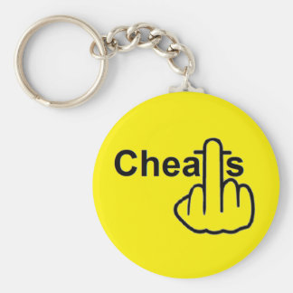 Key Chain Cheats Flip