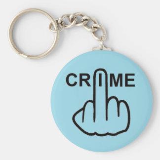 Key Chain Crime Is Criminal