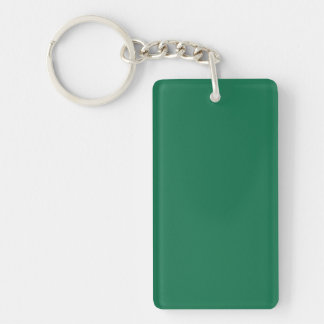 Key Chain: DARK GREEN COLOR Keychain
