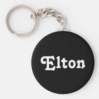 Key Chain Elton