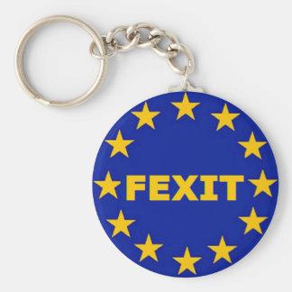 Key Chain EU Fexit