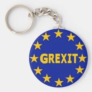 Key Chain EU Grexit