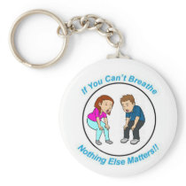 Key chain for COPD