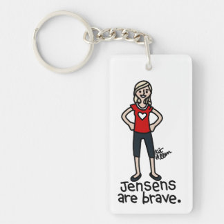 Key chain for Jenny
