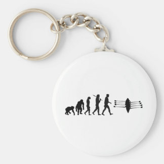 Key Chain for Rowers Row Boat Rowing Evolution