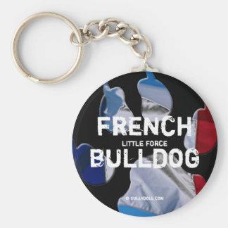 Key chain French Bulldog