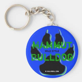 Key chain giant Bulldog