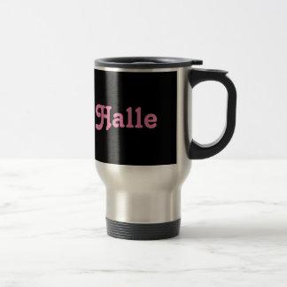 Key Chain Halle Travel Mug