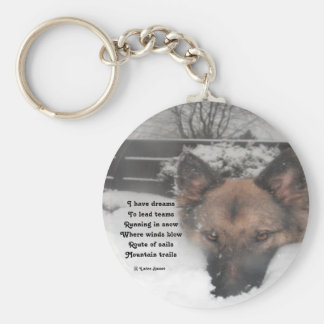 Key Chain I Have Dreams Poem By Ladee Basset