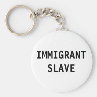 Key Chain Immigrant Slave