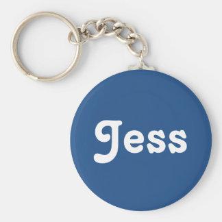 Key Chain Jess