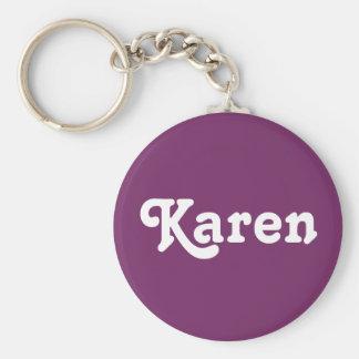 Key Chain Karen