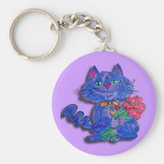 Key Chain - Kitty Love