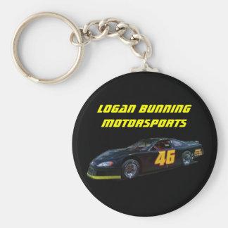 Key Chain Logan Bunning Motorsports
