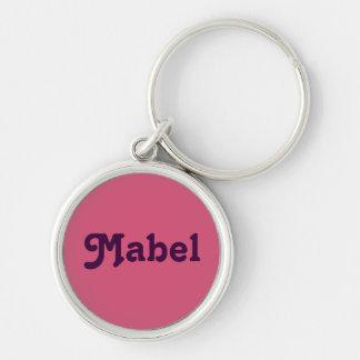 Key Chain Mabel