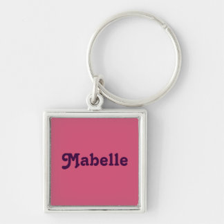 Key Chain Mabelle