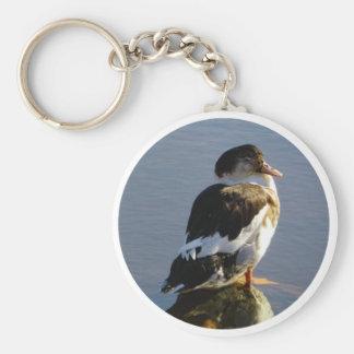 KEY CHAIN-Muscovy Duck Keychain