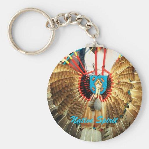 Key Chain  Native Spirit