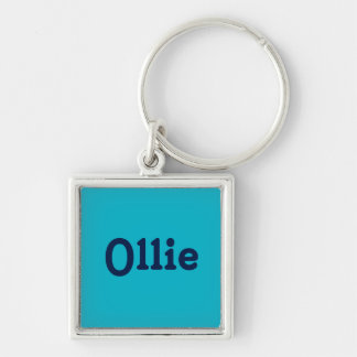 Key Chain Ollie