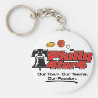 Key Chain - Philly 4 for 4