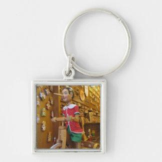 Key Chain--Pinocchio Doll Keychain
