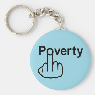 Key Chain Poverty