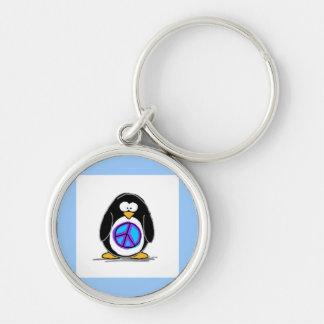 Key Chain---Premium Penquin