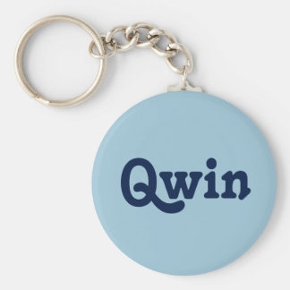 Key Chain Qwin